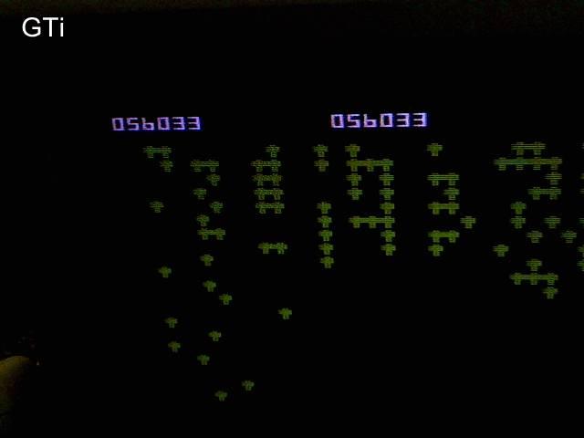 GTibel: Centipede (Atari 400/800/XL/XE) 56,033 points on 2017-09-11 13:01:54