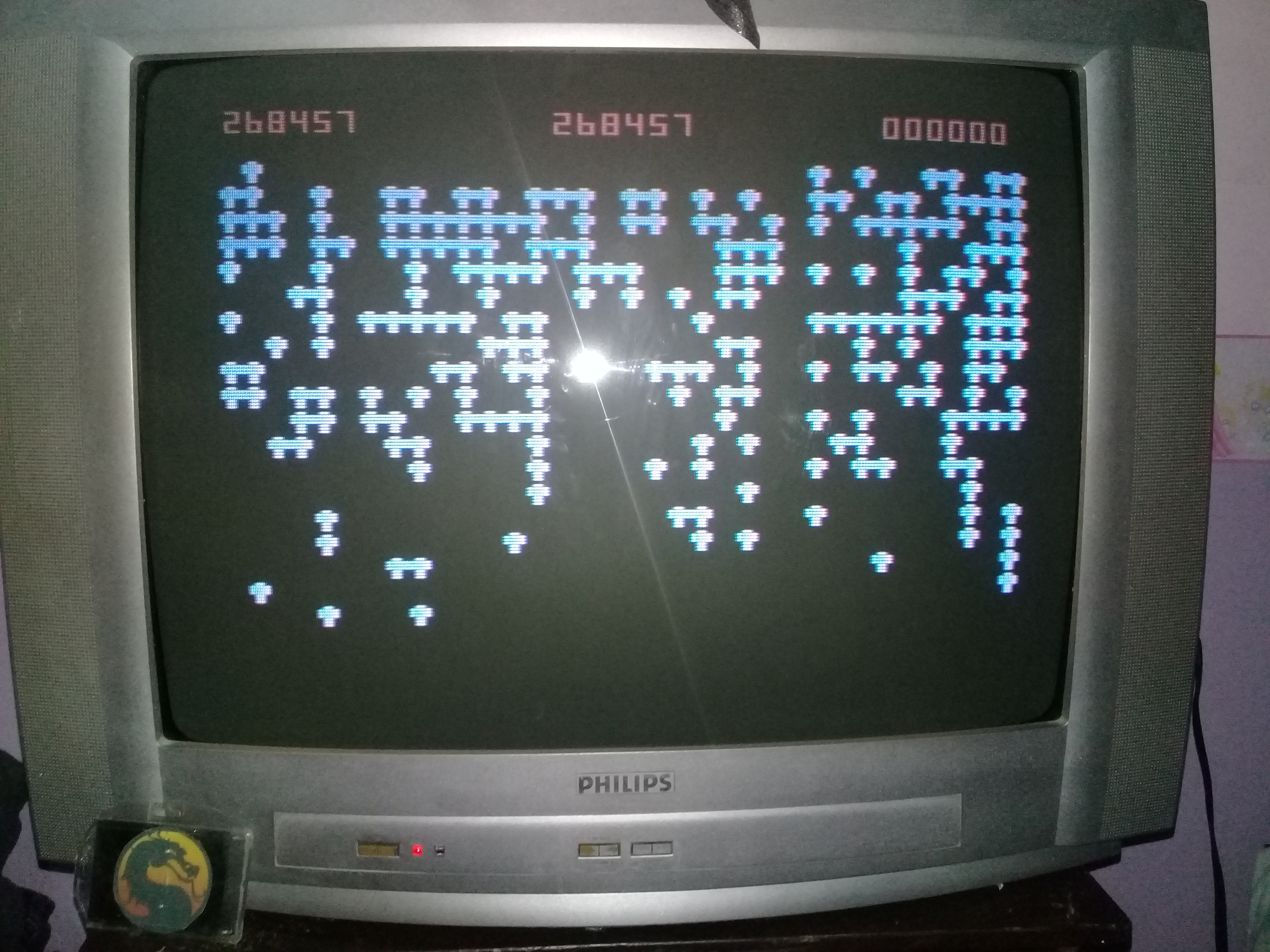 omargeddon: Centipede (Atari 400/800/XL/XE) 268,457 points on 2020-03-19 02:12:50