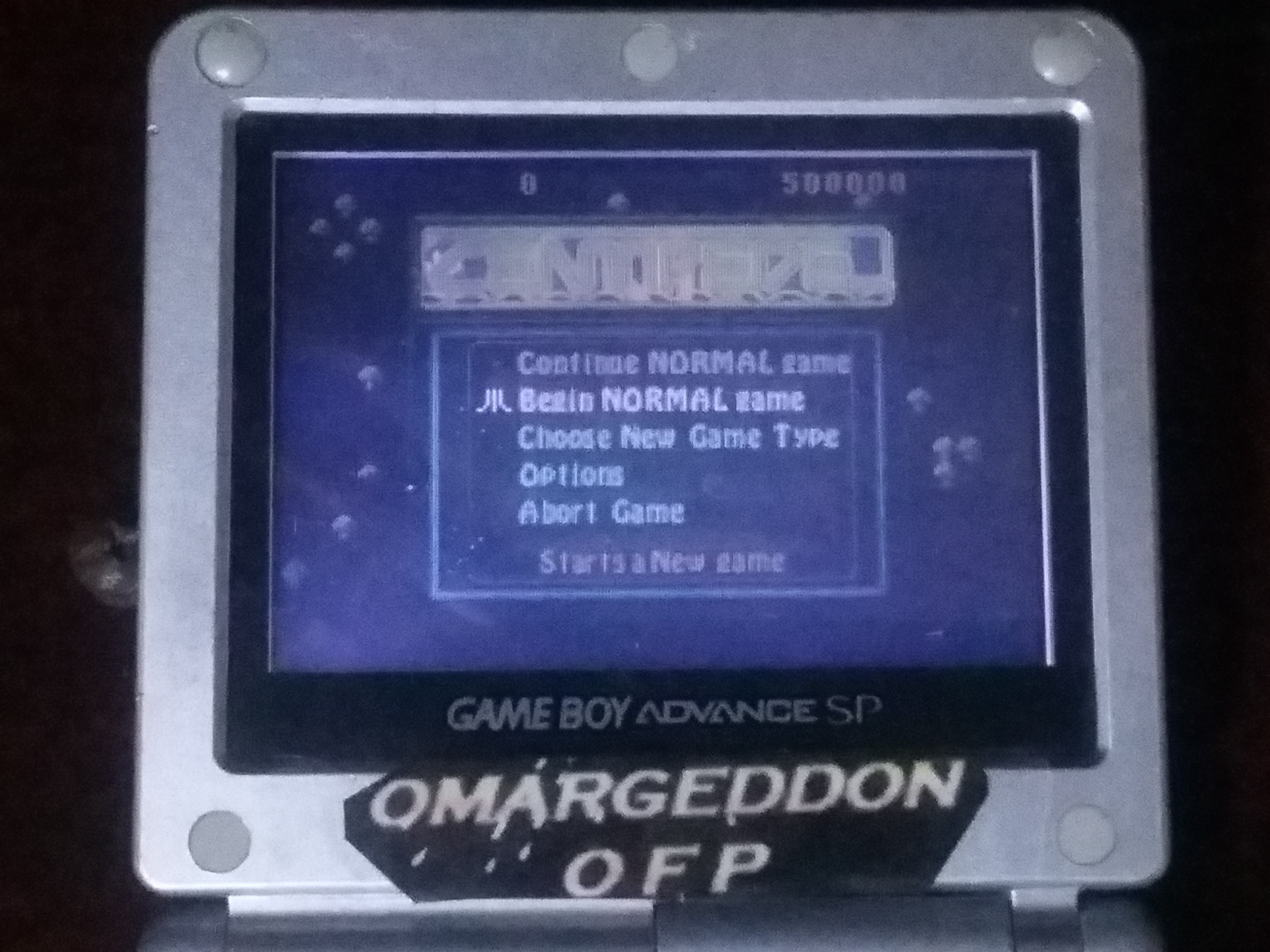 omargeddon: Centipede (GBA) 289,458 points on 2018-01-13 17:17:26