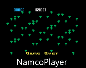 NamcoPlayer: Centipede (Intellivision Emulated) 28,363 points on 2020-11-18 13:15:05