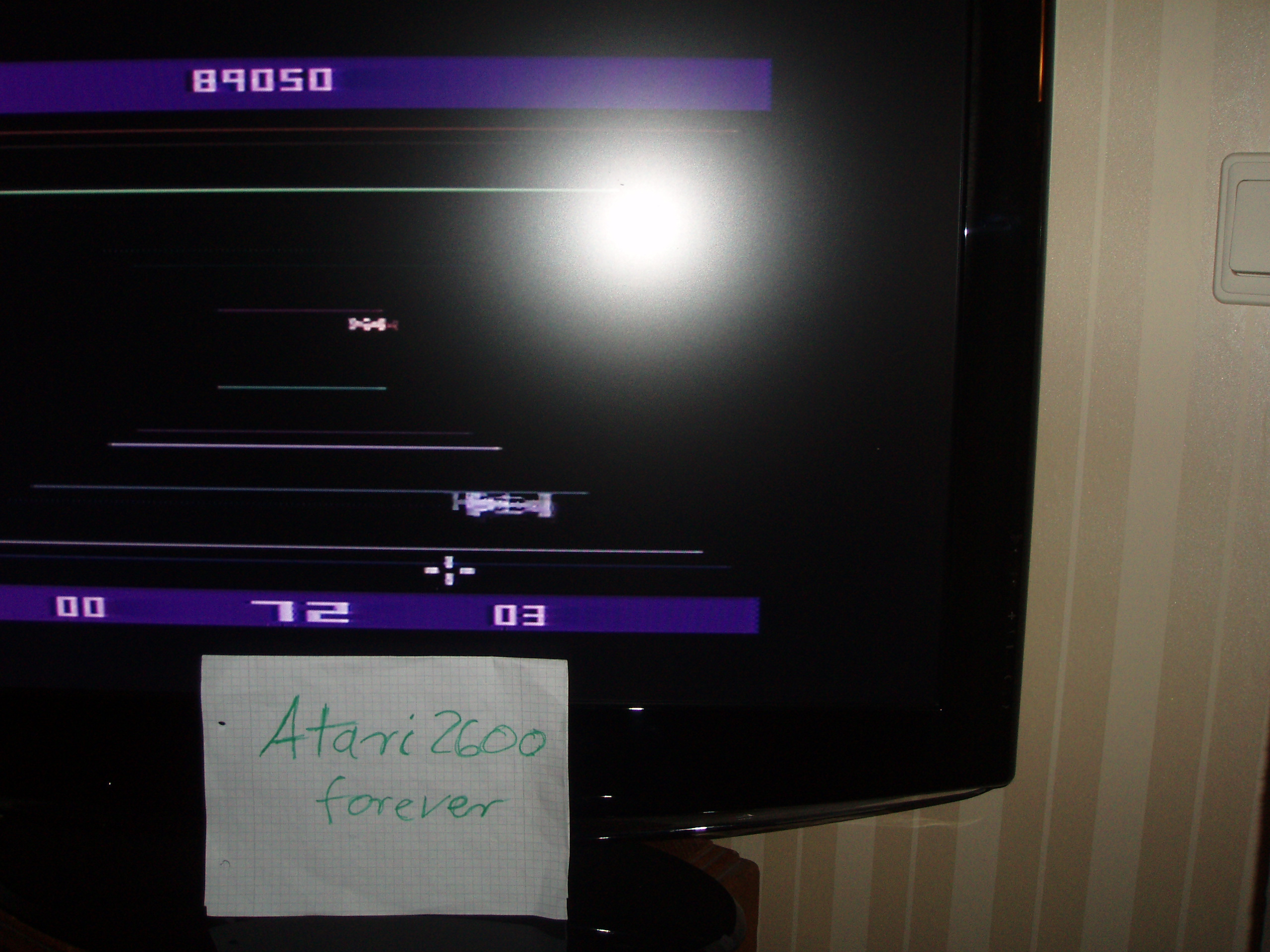 atari2600forever: Challenge of Nexar (Atari 2600 Novice/B) 89,050 points on 2015-12-30 04:03:04