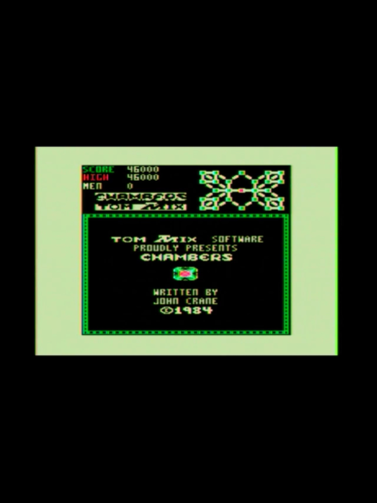 CoCoForest: Chambers (Dragon 32/64) 46,000 points on 2015-08-20 01:46:43