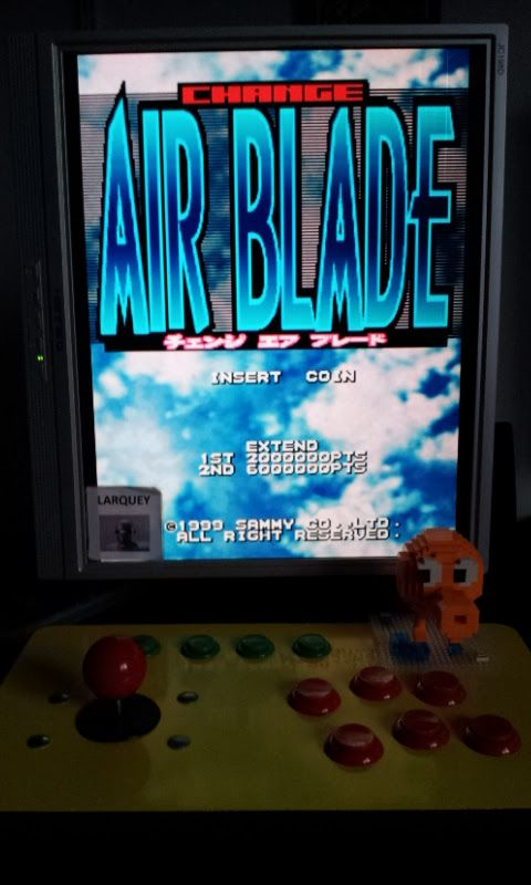 Change Air Blade [cairblad] 1,216,880 points