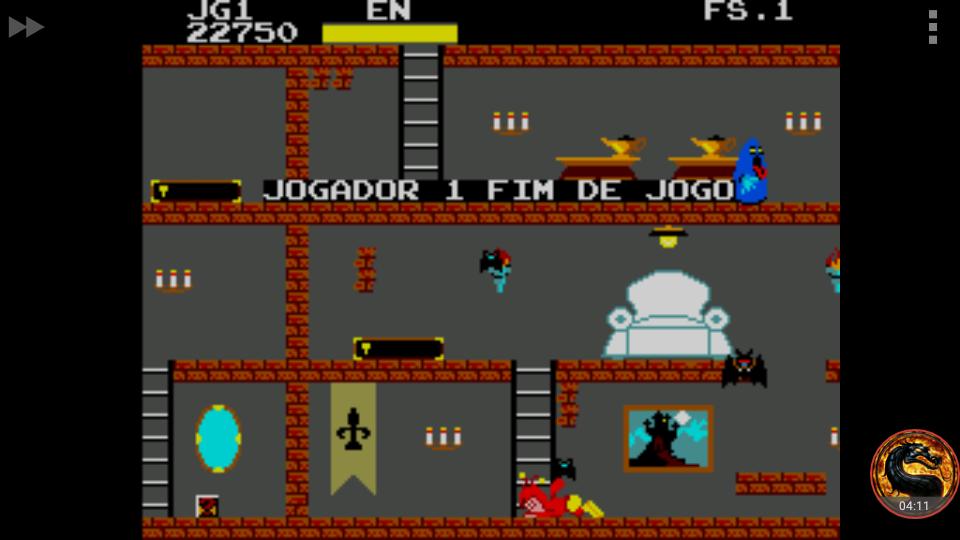 omargeddon: Chapolim X Dracula Um Duelo Assustador (Sega Master System Emulated) 22,750 points on 2018-09-12 15:48:19