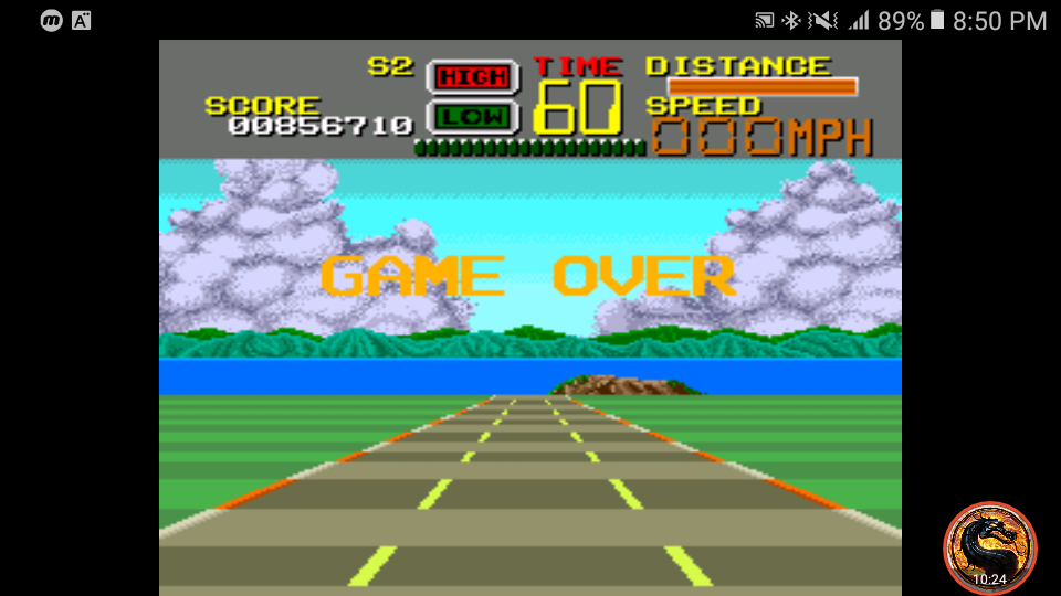 omargeddon: Chase HQ (TurboGrafx-16/PC Engine Emulated) 856,710 points on 2018-12-09 21:16:08