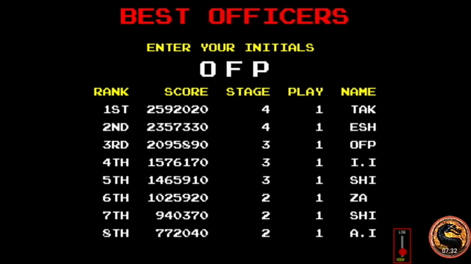 omargeddon: Chase H.Q. [chasehq] (Arcade Emulated / M.A.M.E.) 2,095,890 points on 2019-02-13 14:44:35