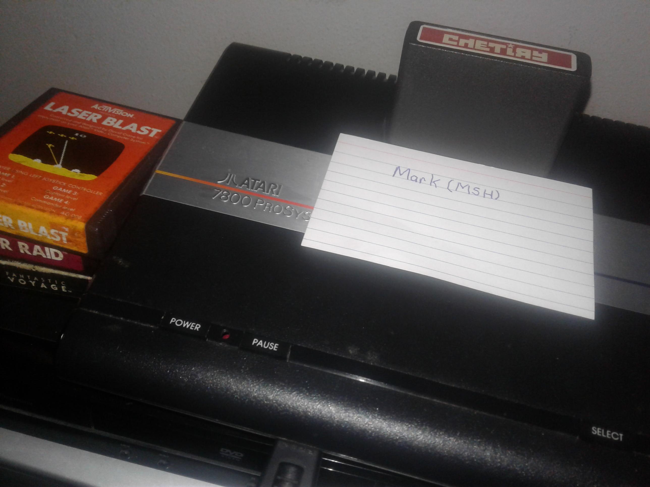 Mark: Chetiry: Sprint 25 (Atari 2600 Novice/B) 19,180 points on 2019-02-06 00:15:34