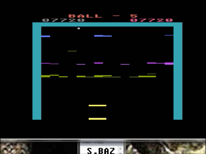 S.BAZ: Chiseler (Atari 400/800/XL/XE Emulated) 7,720 points on 2016-05-20 01:20:55