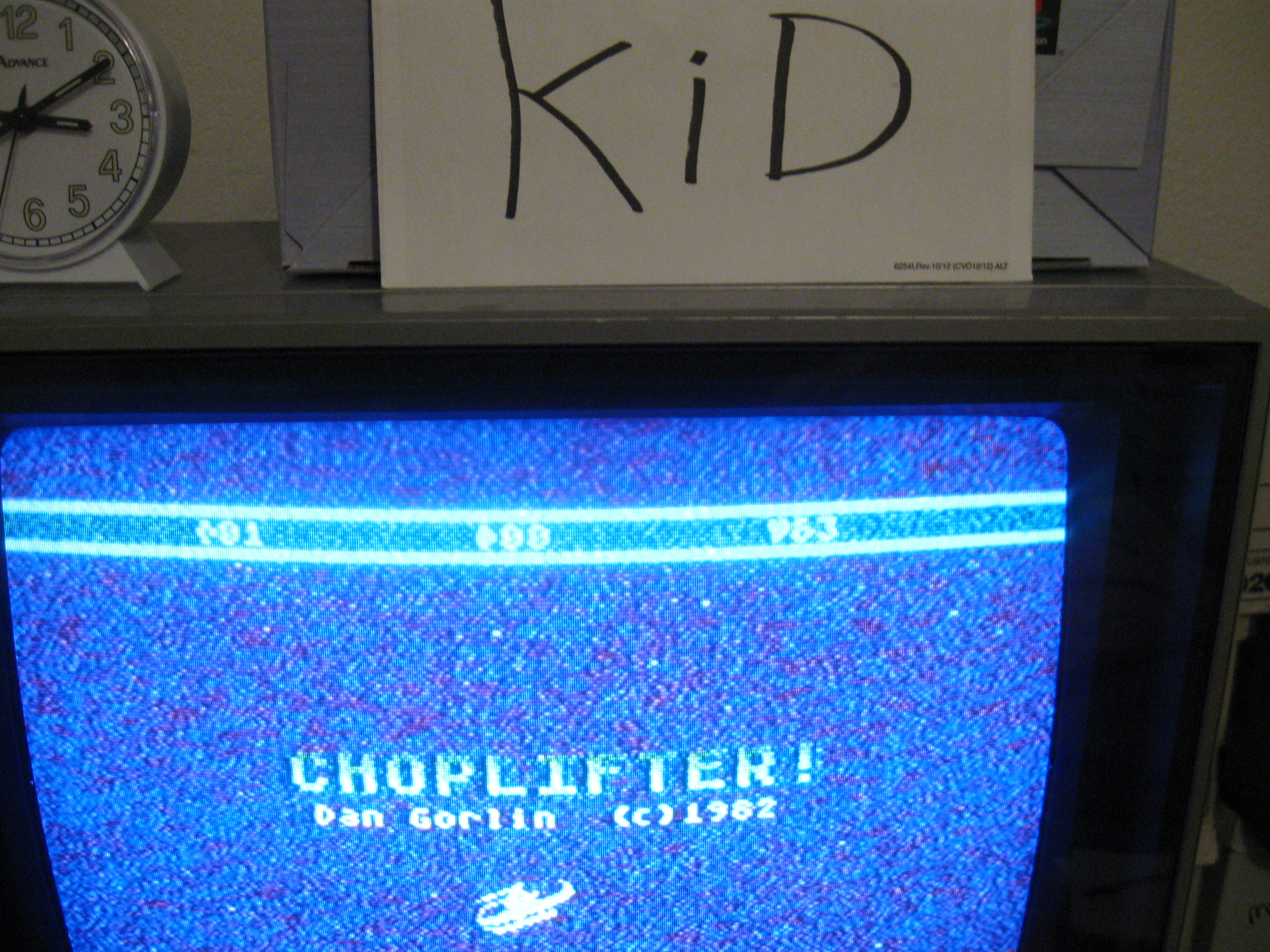 DakotaKid: Choplifter! (Atari 5200) 63 points on 2016-04-16 16:55:36