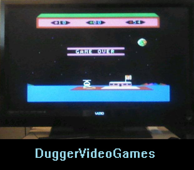 DuggerVideoGames: Choplifter (Colecovision Flashback) 54 points on 2016-03-29 17:32:52