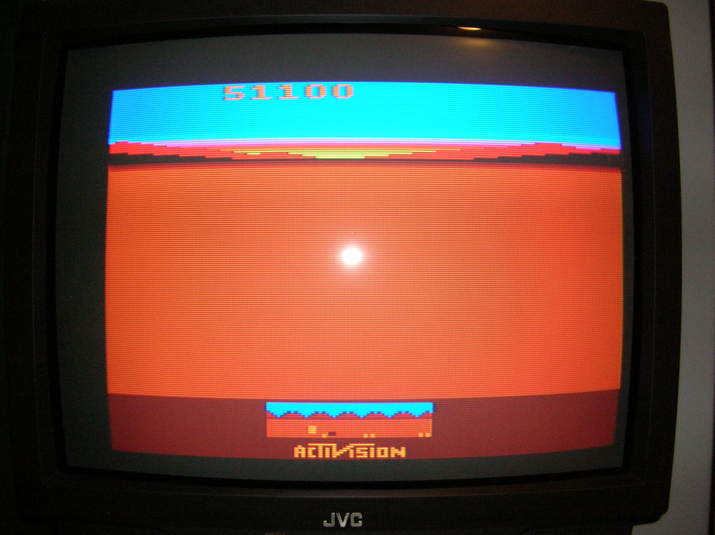 toymailman: Chopper Command (Atari 2600 Novice/B) 51,100 points on 2015-11-02 00:29:06
