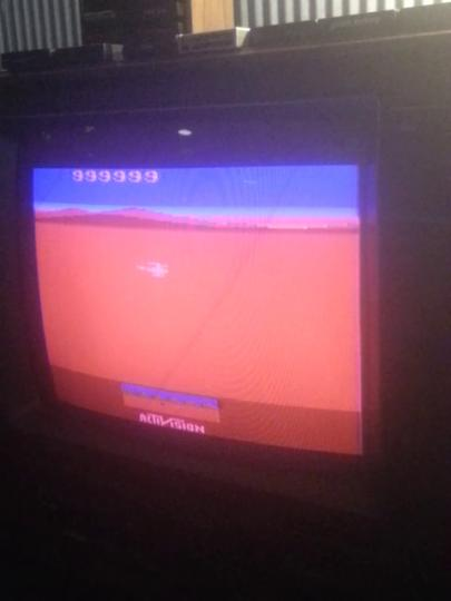 MikeDietrich: Chopper Command (Atari 2600 Novice/B) 999,999 points on 2016-11-20 14:20:10