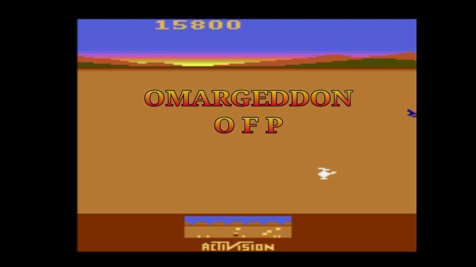 omargeddon: Chopper Command (Atari 2600 Emulated Novice/B Mode) 15,800 points on 2016-12-27 13:32:13