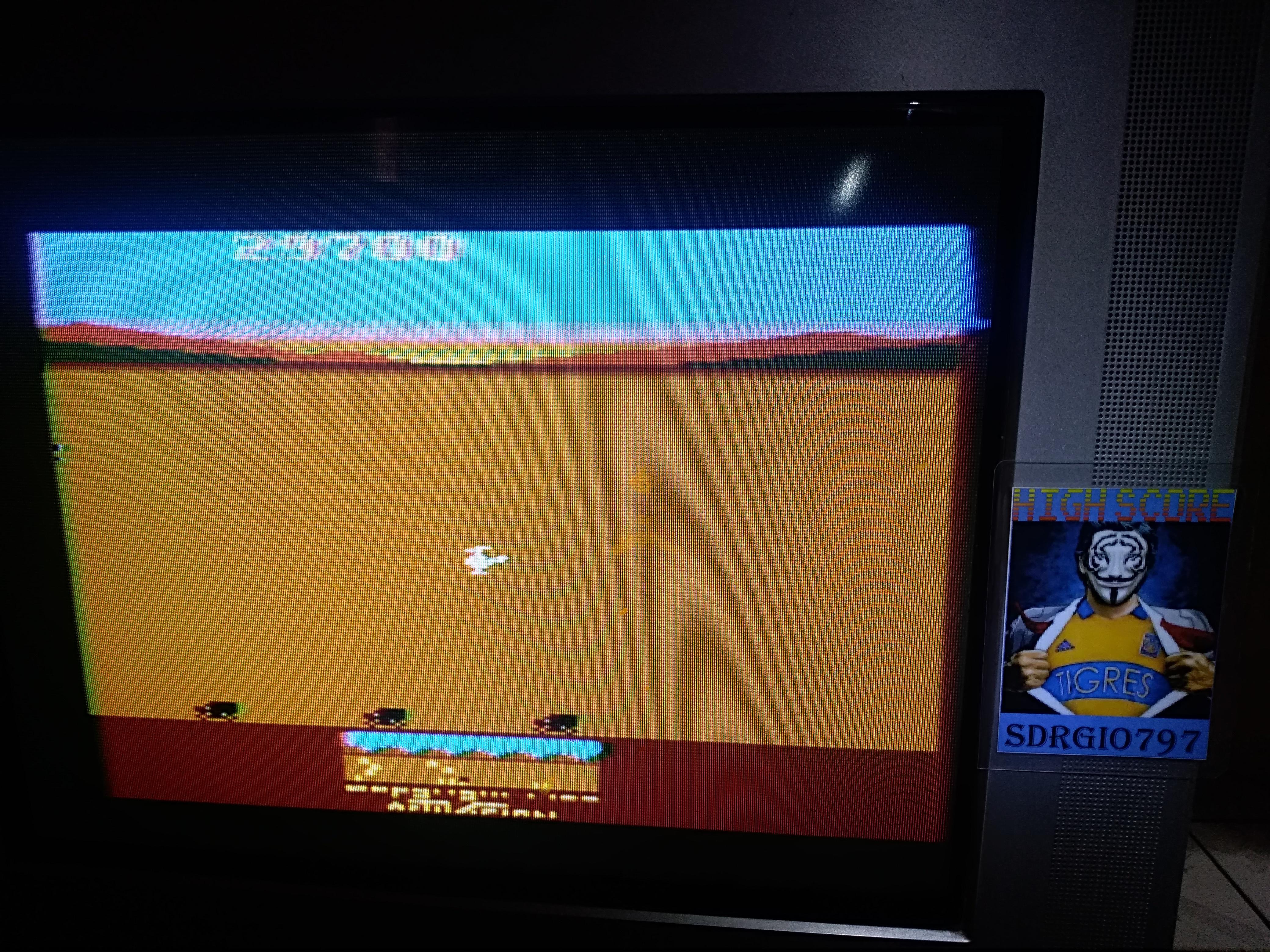 Sdrgio797: Chopper Command: Game 3 (Atari 2600 Novice/B) 29,700 points on 2020-08-12 16:11:15