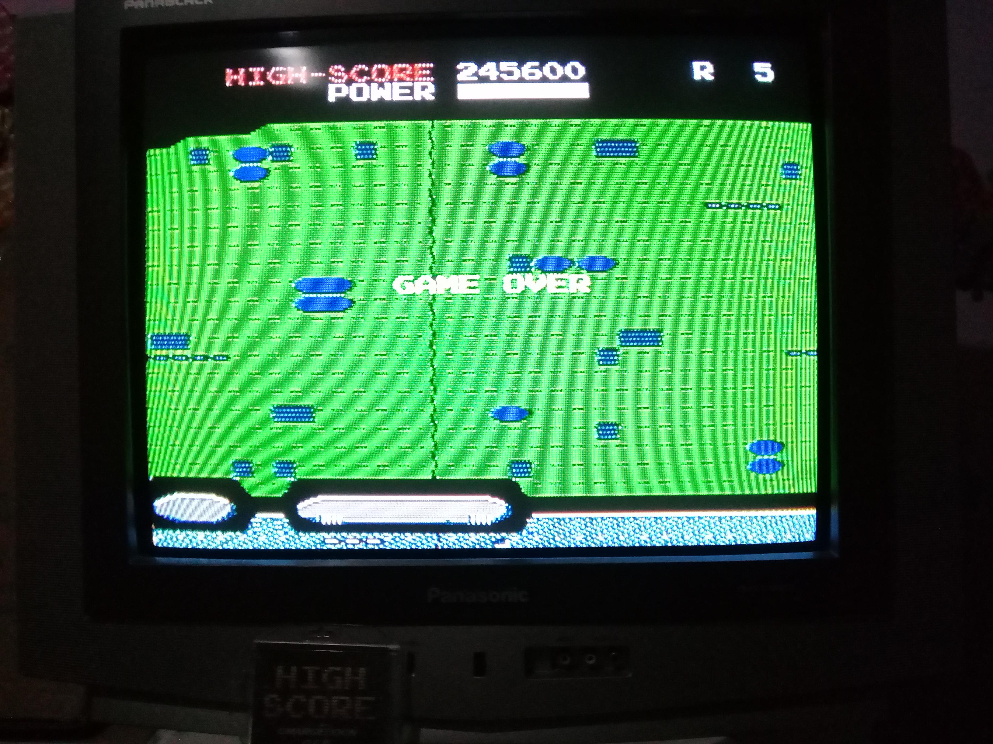 omargeddon: Choujikuu Yousai: Macross (NES/Famicom) 1,245,600 points on 2019-04-02 20:55:36