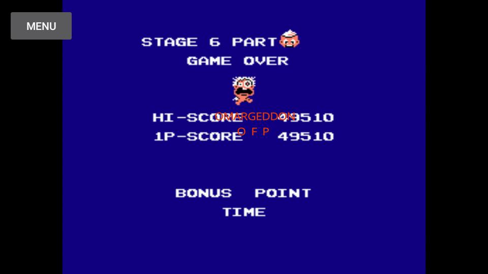 omargeddon: Chubby Cherub (NES/Famicom Emulated) 49,510 points on 2016-12-09 20:45:08