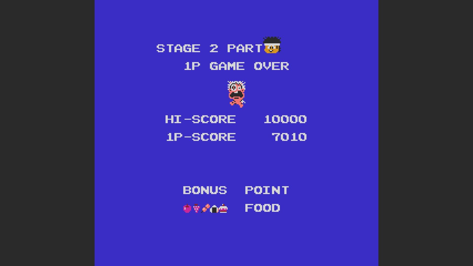 AkinNahtanoj: Chubby Cherub (NES/Famicom Emulated) 7,010 points on 2020-08-19 16:13:48