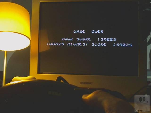 GTibel: Chuck Rock (Sega Master System) 159,225 points on 2019-09-24 10:06:22