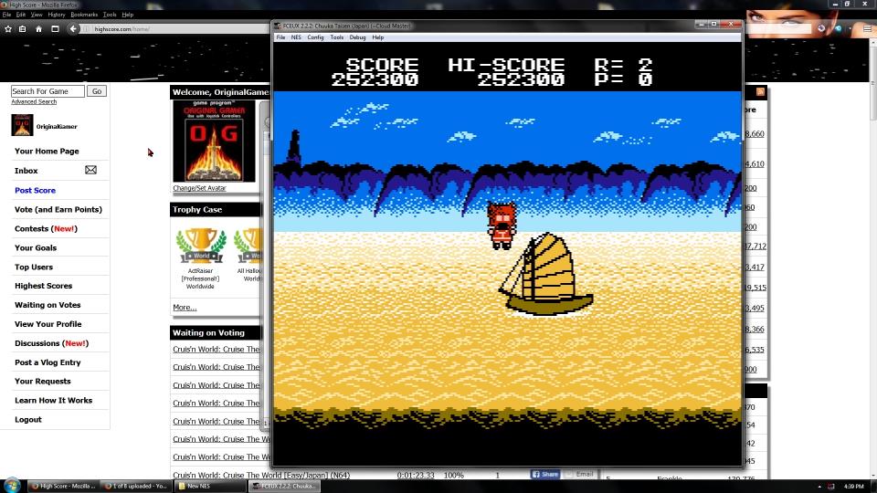 OriginalGamer: Chuuka Taisen (NES/Famicom Emulated) 252,300 points on 2016-08-26 12:21:10