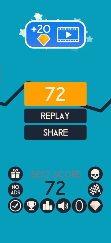 LuigiRuffolo: Circle (Android) 72 points on 2020-12-25 04:04:25