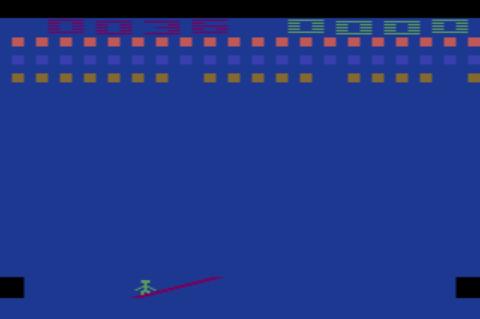 GAMES: Circus Atari (Atari 2600 Novice/B) 36 points on 2019-12-31 08:17:51