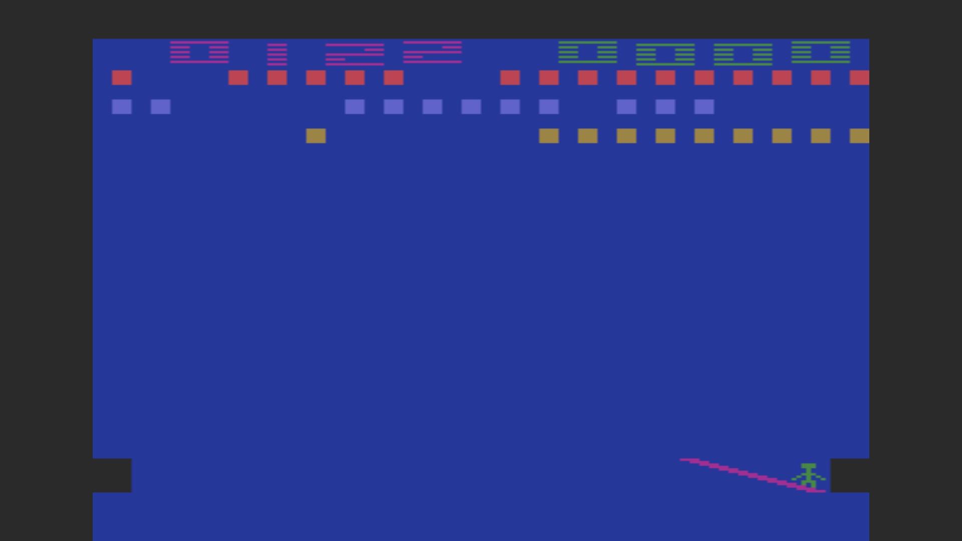 AkinNahtanoj: Circus Atari (Atari 2600 Emulated Novice/B Mode) 122 points on 2020-10-14 03:36:25