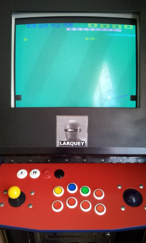 Larquey: Circus Atari (Atari 2600 Emulated Novice/B Mode) 259 points on 2017-10-16 11:12:44