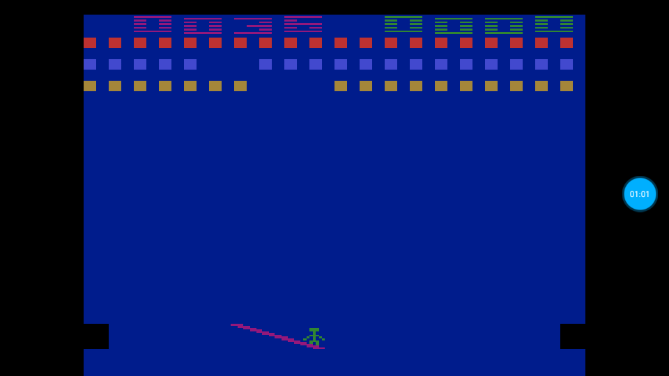 omargeddon: Circus Atari: Game 5 (Atari 2600 Emulated Expert/A Mode) 36 points on 2018-07-13 12:42:24