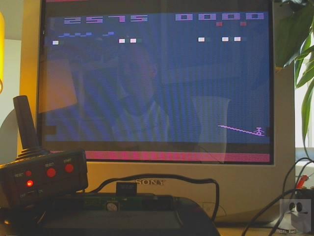 GTibel: Circus Atari (Jakks Pacific Atari TV Joystick) 2,575 points on 2019-09-14 03:56:18