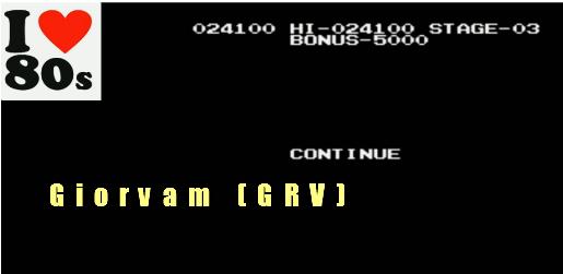 Giorvam: Circus Charlie (Sega SG-1000 Emulated) 24,100 points on 2018-02-03 00:09:44