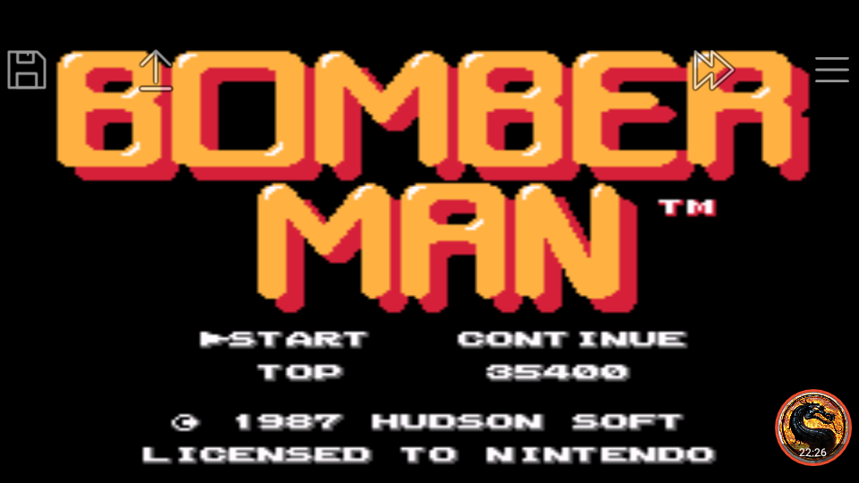 omargeddon: Classic NES Series: Bomberman (GBA Emulated) 35,400 points on 2019-11-09 20:12:16
