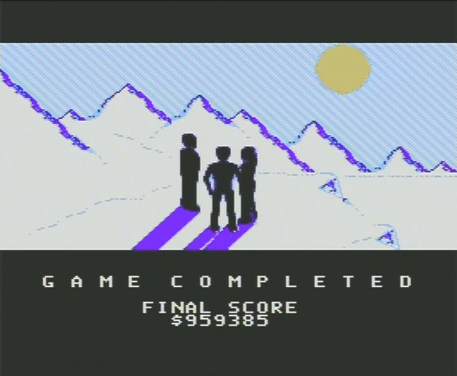 DonAtreides: Cliffhanger (NES/Famicom) 959,385 points on 2016-05-01 19:48:13