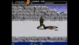 S.BAZ: Cliffhanger (Sega Genesis / MegaDrive Emulated) 23,500 points on 2020-05-31 15:49:51