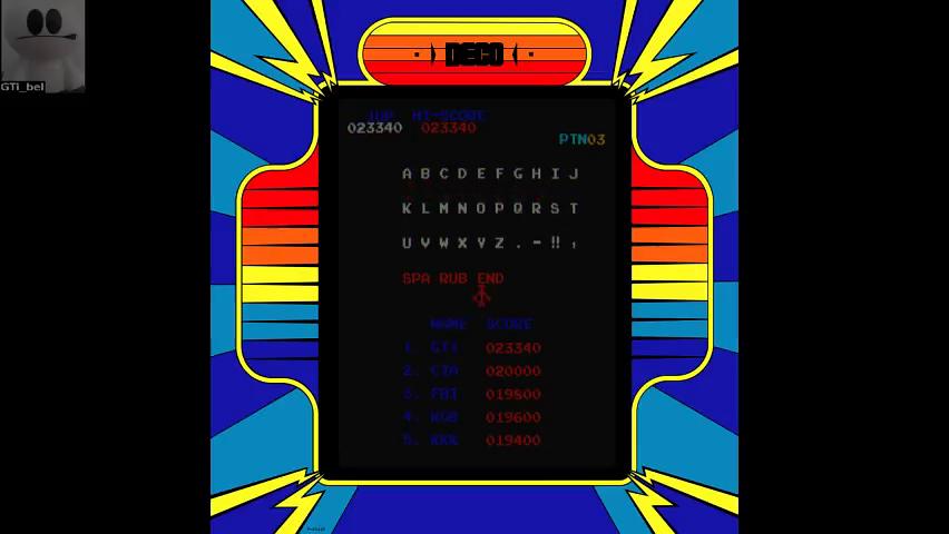Cluster Buster / Graplop [DECO Cassette] [cgraplop] 23,340 points
