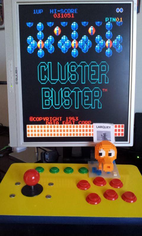 Cluster Buster / Graplop [DECO Cassette] [cgraplop] 31,051 points