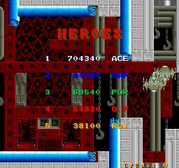 Dumple: Cobra Command (Arcade Emulated / M.A.M.E.) 704,340 points on 2018-12-15 10:30:29