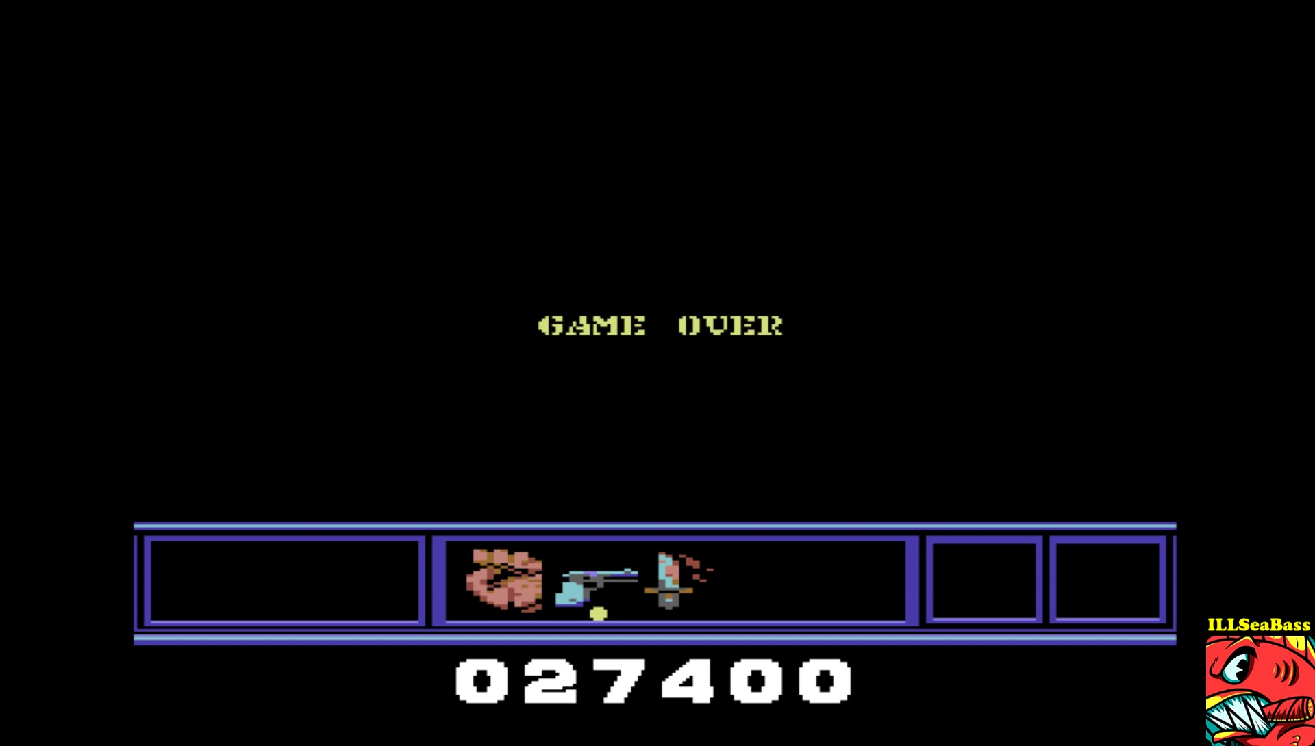 ILLSeaBass: Cobra (Commodore 64 Emulated) 27,400 points on 2017-04-17 23:36:39