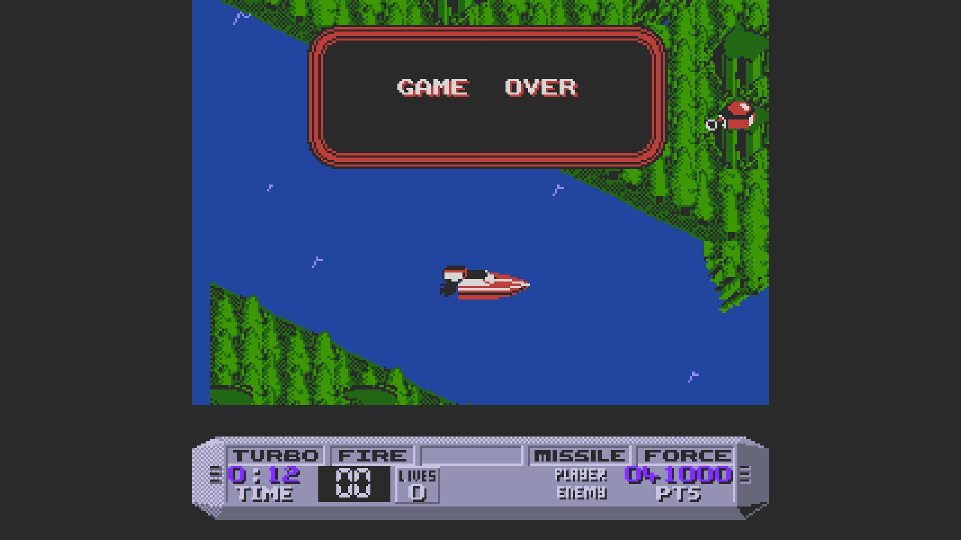 AkinNahtanoj: Cobra Triangle (NES/Famicom Emulated) 41,000 points on 2020-10-15 08:47:18