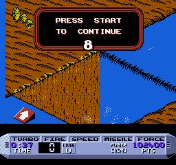 Mantalow: Cobra Triangle (NES/Famicom Emulated) 102,400 points on 2018-02-07 11:41:02