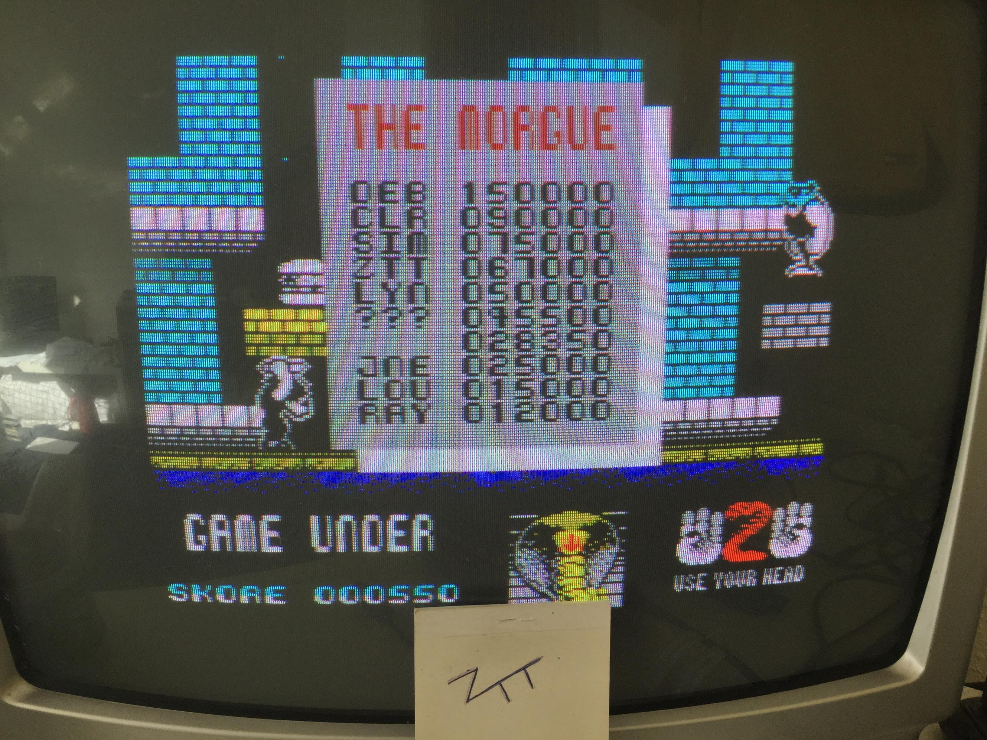 Frankie: Cobra (ZX Spectrum) 67,000 points on 2017-08-20 02:47:15