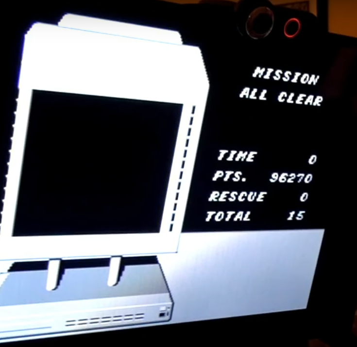 DonAtreides: Code Name: Viper [Normal] (NES/Famicom) 96,270 points on 2016-01-01 16:55:05