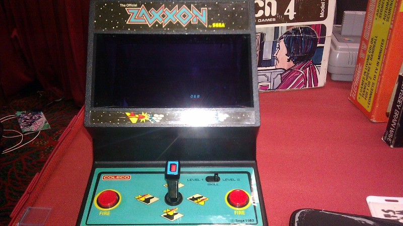 ichigokurosaki1991: Coleco Zaxxon [Level 2] (Dedicated Handheld) 68 points on 2016-11-05 01:08:28
