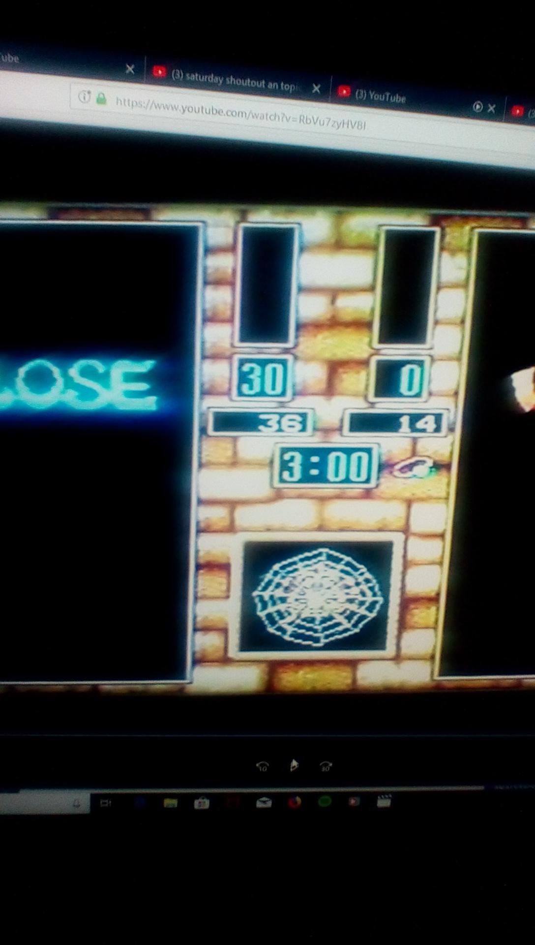 DrJoshDaRealGamer25L: Columns 3 (Sega Genesis / MegaDrive) 36 points on 2019-07-06 19:55:56