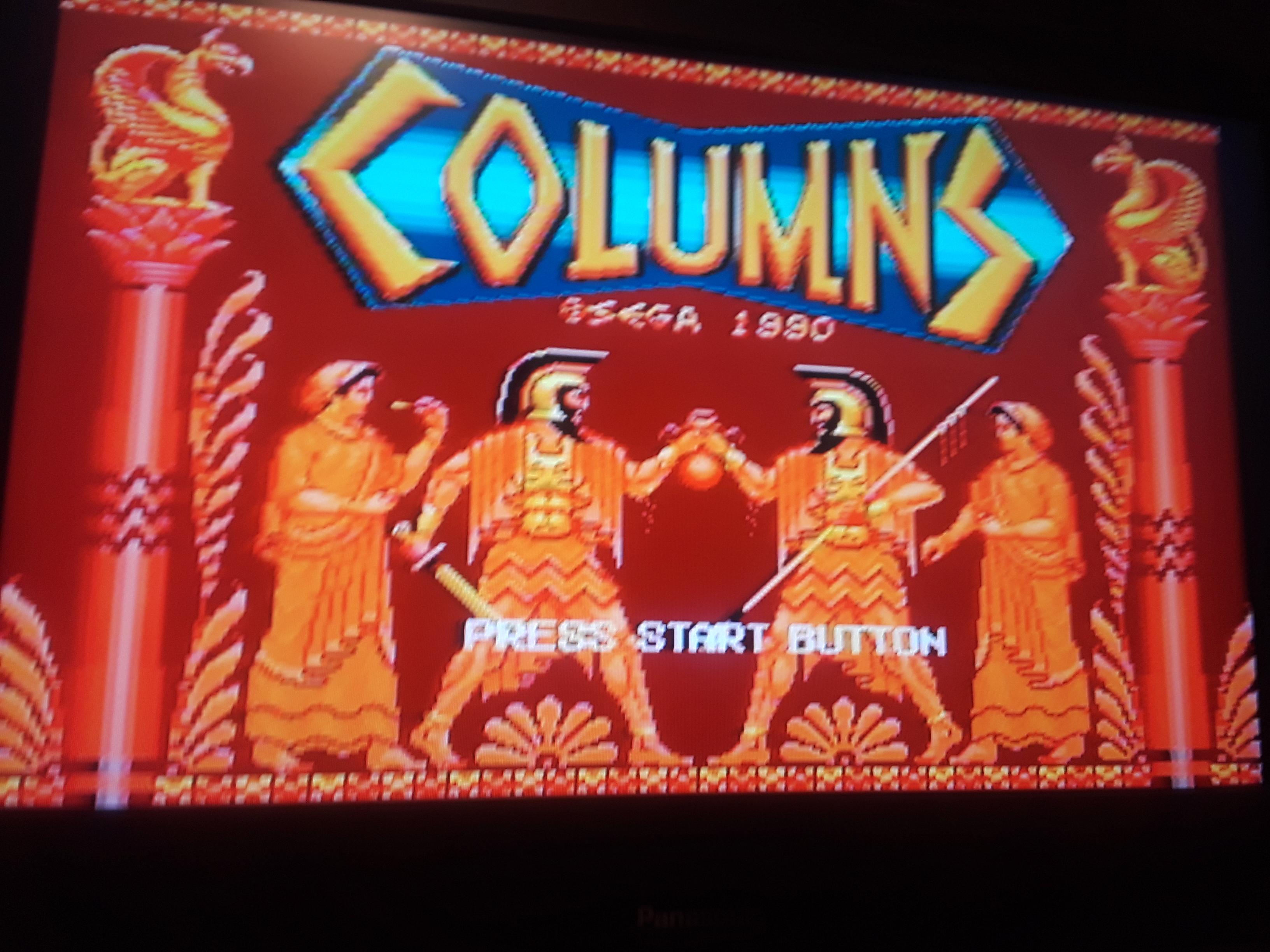 Columns 54,884 points