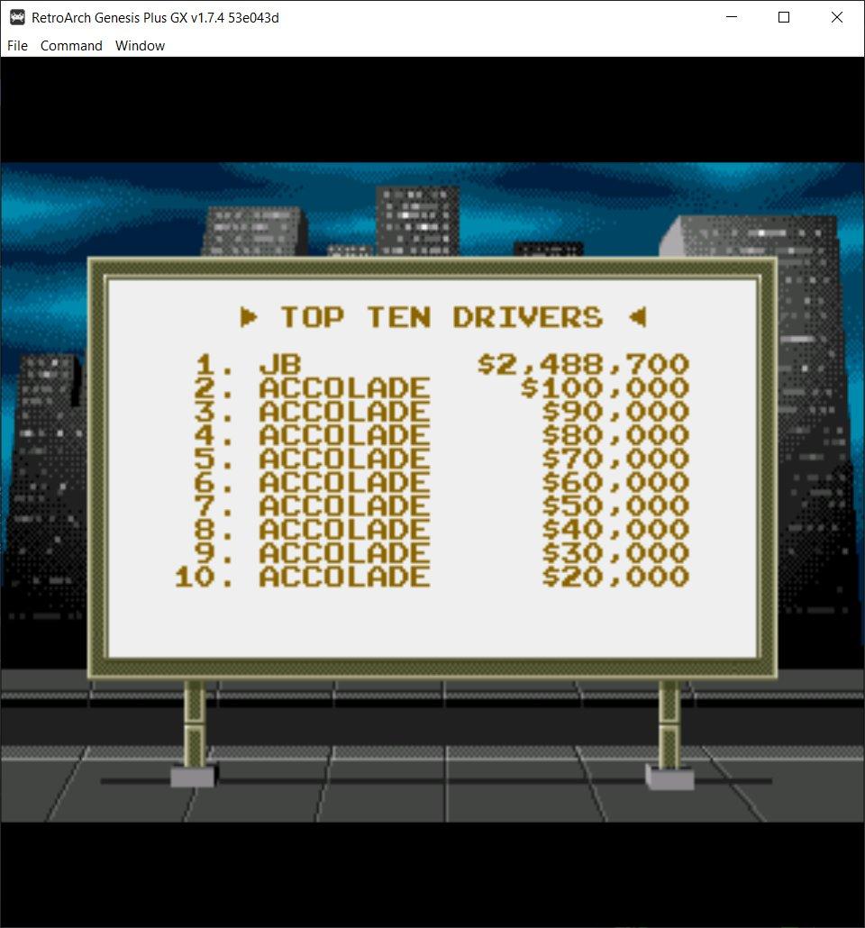 Combat Cars 2,488,700 points