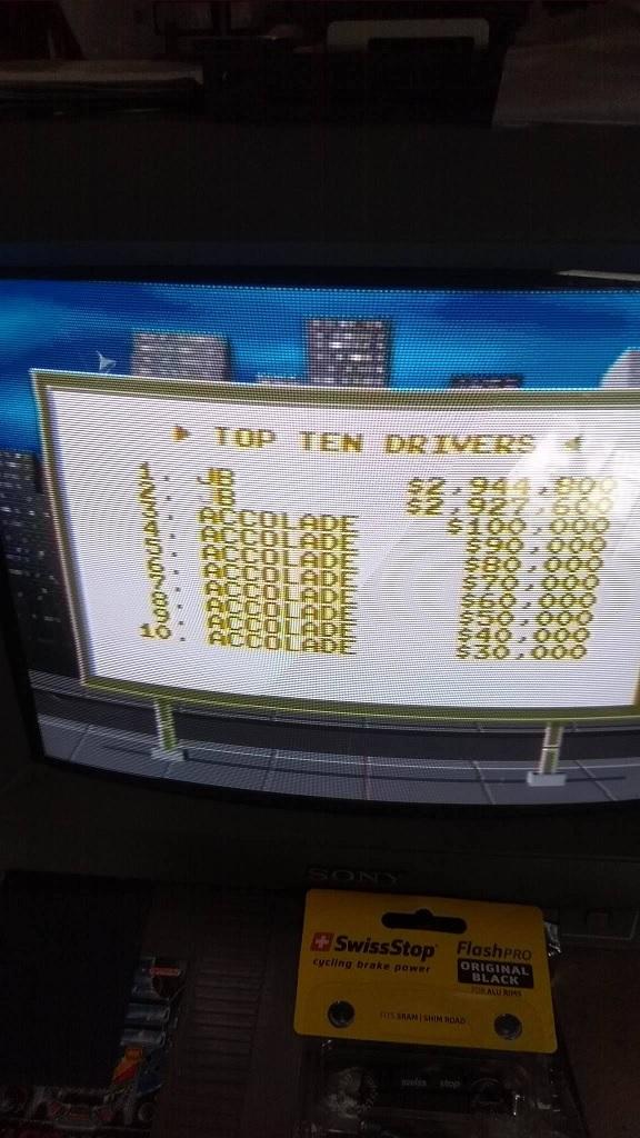 Combat Cars 2,944,800 points