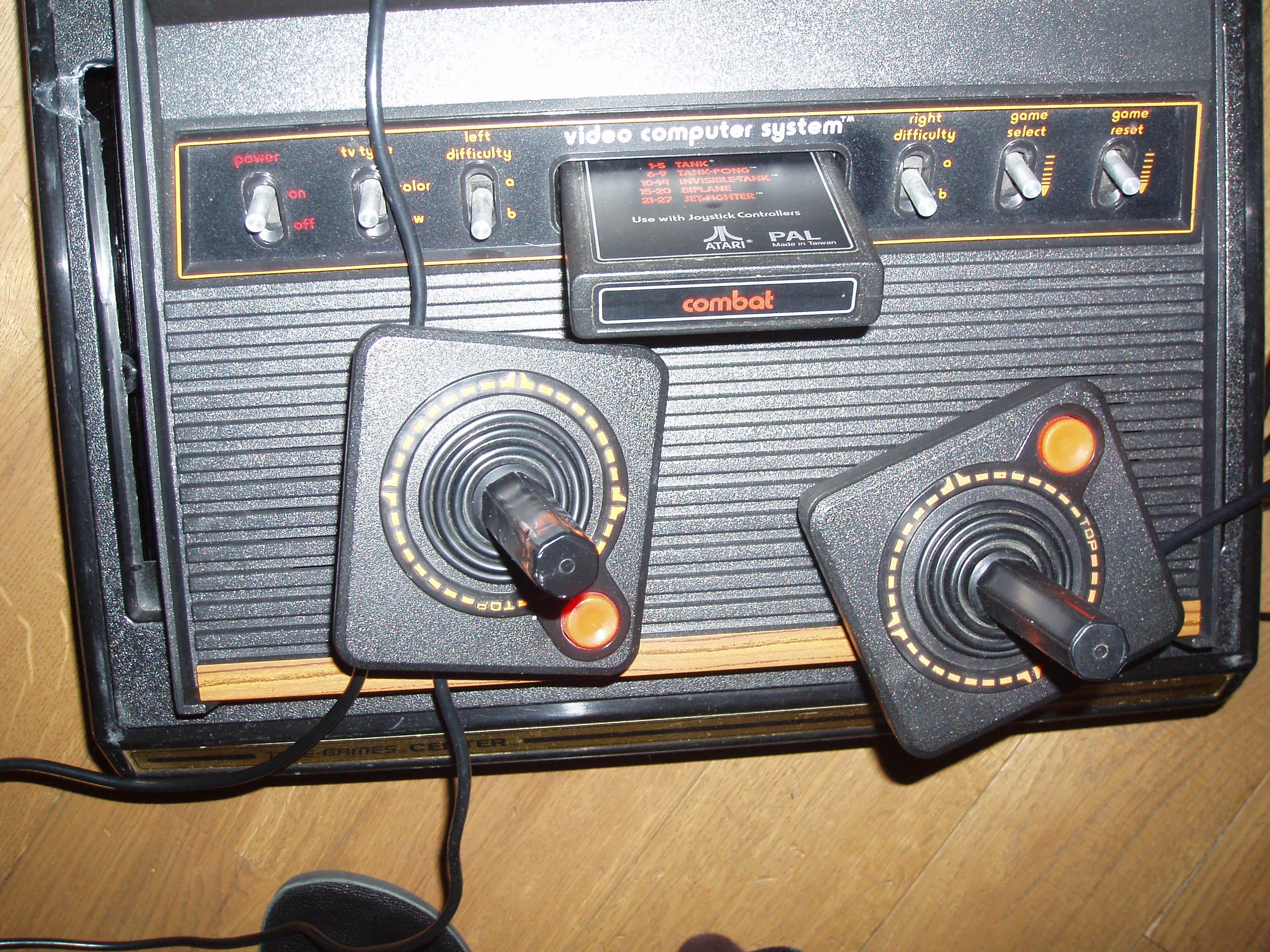 atari2600forever: Combat: Game 1 (Atari 2600 Novice/B) 32 points on 2019-03-18 09:48:49