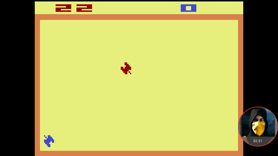 omargeddon: Combat: Game 1 (Atari 2600 Emulated Novice/B Mode) 22 points on 2018-04-07 03:26:01