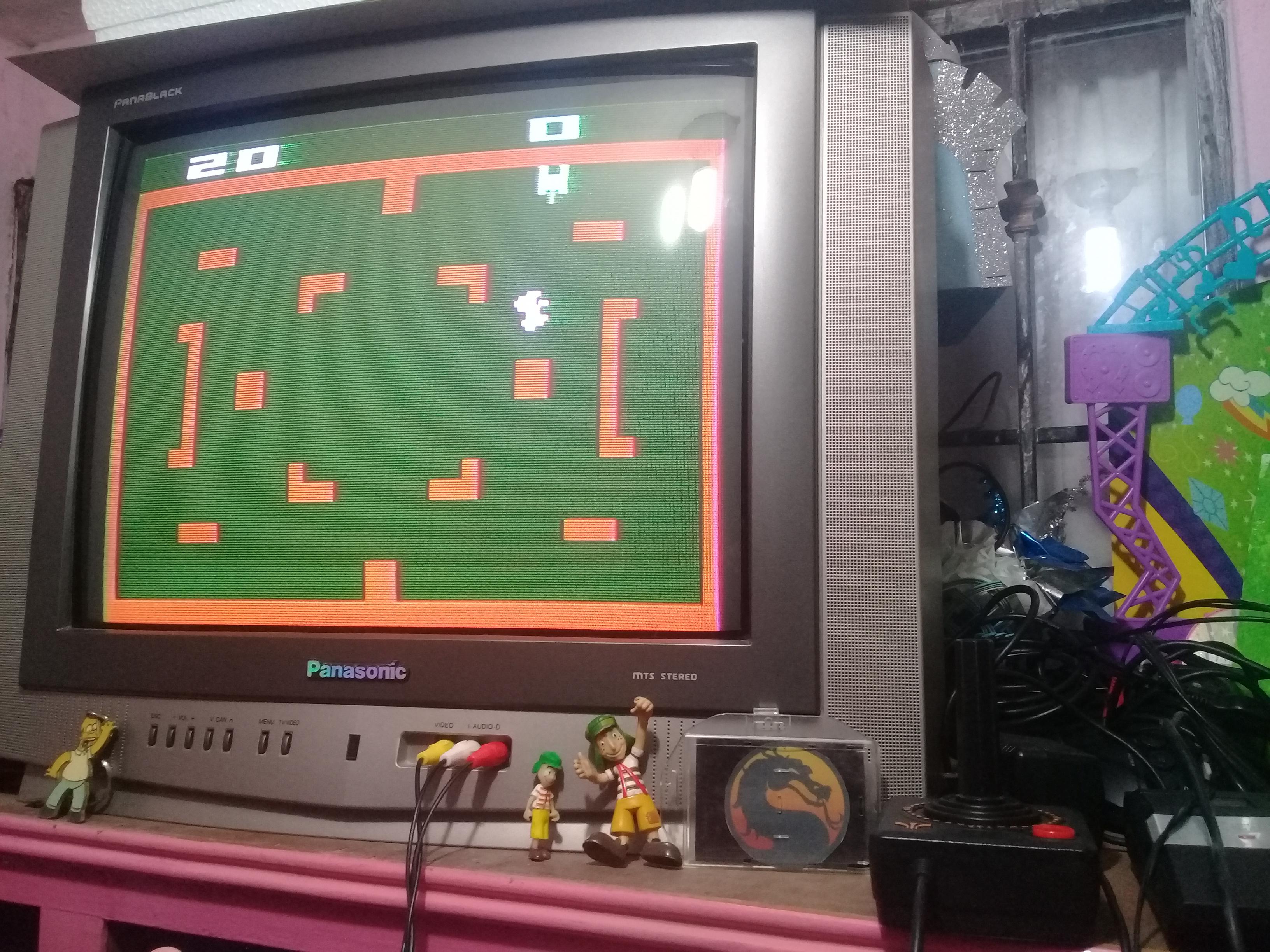 omargeddon: Combat: Game 4 (Atari 2600 Novice/B) 20 points on 2019-03-06 23:35:00