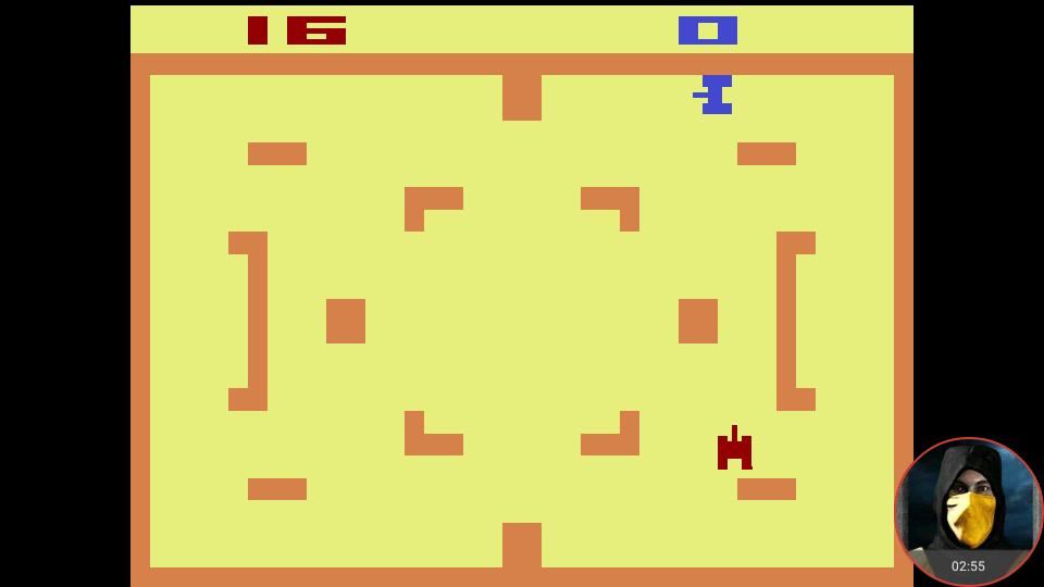 omargeddon: Combat: Game 4 (Atari 2600 Emulated Novice/B Mode) 16 points on 2018-02-19 11:26:27